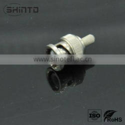 Male and Female straight BNC connector