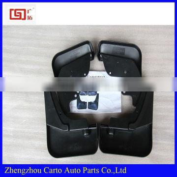 Black Color Custom rubber mud flap for haval accessories cars