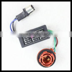 BAY15D LED Decoder for AUDI Canbus Resistor LED Decoder Warning Error Canceller For 1157 PY21W LED Turn Signal Bulb