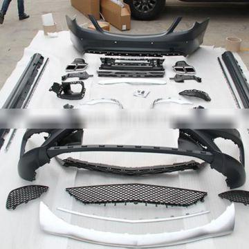 Hot sale body kit upgrade ML350,ML300 material PP from factory for S63 W222
