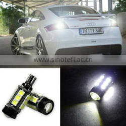 Ultra Bright Xenon White 7W T15 912 LED car lights led auto bulb