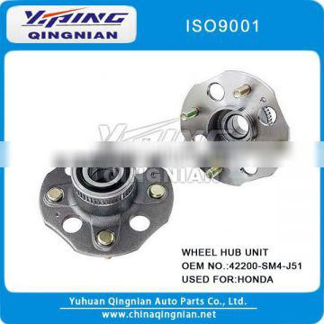 China mainland supplier Wheel Hub Bearing for Japanese car Honda OEM:42200-SM4-J51