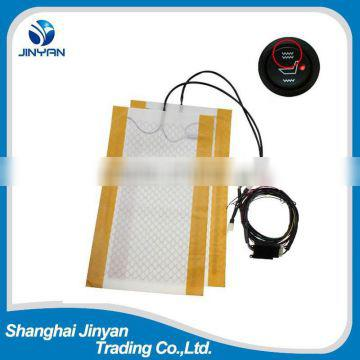 Made in china cheap price car heated Seat Heater Kits with Hi/Lo Setting switch 3 Years Warranty