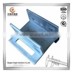 customized lost wax casting parts mild steel casting