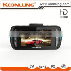 GPS WIFI dual camera full HD detached car DVR driver protector dash camera