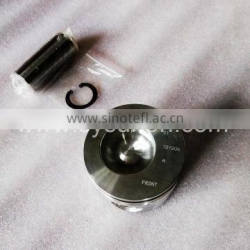 Motorcycle parts QSB4.5 B4.5 Diesel Engine forged steel Piston Kits 4089725 3969000