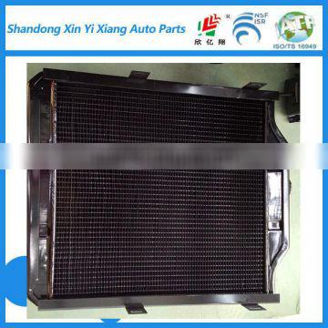china foton europard tractor radiator for sale manufacturer