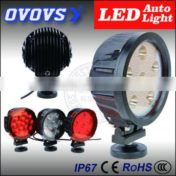 New! Color Cover 60w led driiving light auto lighting system 12v automotive led light for truck, atv, suv