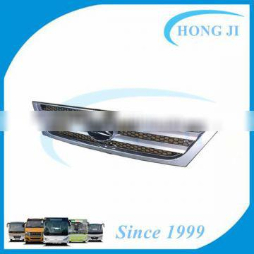 Auto front grille for bus body parts OEM bus radiator grille