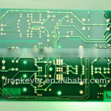 one stop service for green solder mask double sided lead free hasl plain pcb board