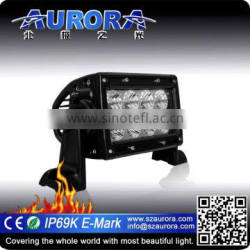 AURORA 4inch led light bar led lights for trucks