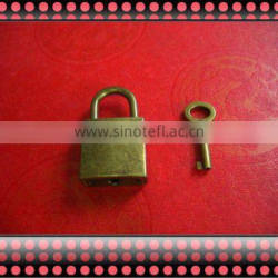 High quality cheap price mini dairy lock /HS0746