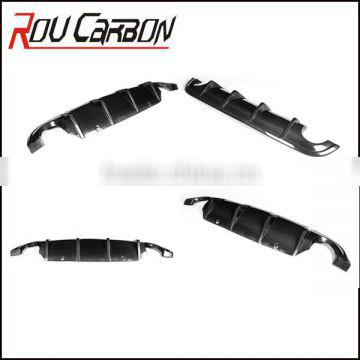 AUTO SPARE PARTS BODY KITS CARBON FIBER REAR SPOILER WING FIT FOR INFINIT Q50