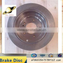 Customized G3000 cast iron brake disc rotors OEM:42510-S84-A50