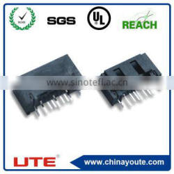 SATA Connector 7P Male, with locking groove / without locking groove, OHP connector