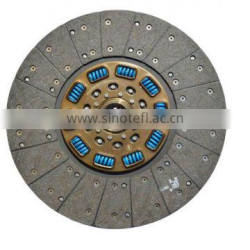 Original Clutch Disc DZ91189160032 for SHACMAN Spare Parts