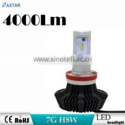 H8 12V 40W led car bulb quality certificate Ce Rohe is lastest updated products