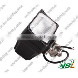 55W HID XENON DRIVING WORK LIGHTS Wide flood Beam H11 TRUCK BOAT UTE ATV 12V 24V 6000K White
