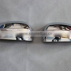 Chrome door mirror cover for Nissan Tiida 2011