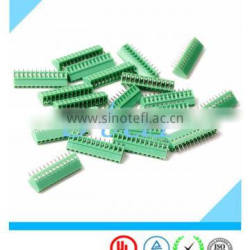 "12 Poles/12 Pin 2.54mm/0.1"" PCB Universal Screw Terminal Block Connector"