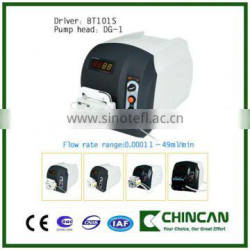 BT101S High Quality Digital Basic Speed-Variable Peristaltic Pump with best price