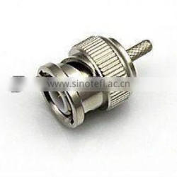 Wifi Network BNC male crimp connector for RG316