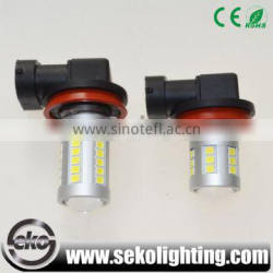 Factory direct h8 h11 42 leds 2835 car auto fog light led replacement bulb