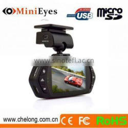 Chelong Factory 2.7inch Ambarella A7LA50D GPS Night vision Speed camera detector mini dvr 12v camera