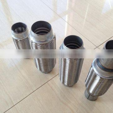 galvanized dongfeng exhaust flexible pipe/china Truck Exhaust muffler flexible pipe/dongfeng silencer flexible pipe