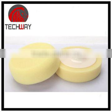 Car Caring Products Waxing Foam Sponge Polishing wax pads