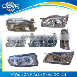 car accessories body parts for TOYOTA COROLLA LED head lamp LED headlight