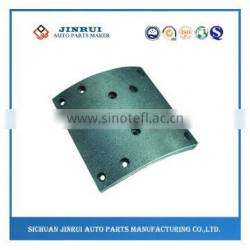 new product non-asbestos WVA 19581 drum brake lining