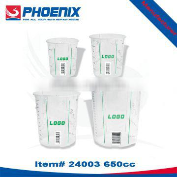 24003 650ml Paint Mixing Cup
