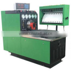 made in China diesel fuel injection pump test bench 12PSB