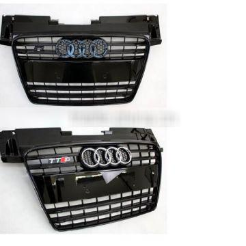 Car ABS Front Chrome/Black Euro Standard Front Grille for Audi TT /TTS Quattro
