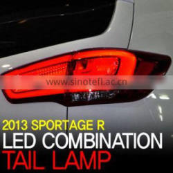 [MOBIS] KIA New Sportage R 2014 - Rear Combination LED Tail Lamp(no.4989)