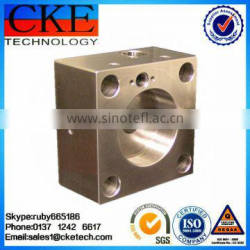 Brass CNC Milling Parts in Machinery Parts