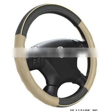 high quality comfortable PU car steering wheel cover