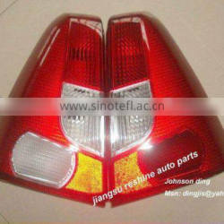 Renault logan rear lamp, Renault logan rear lights