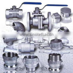 Valve and Pump Components