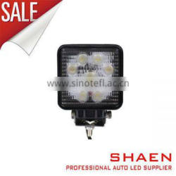 High brightness 15W forklift LED work lamp