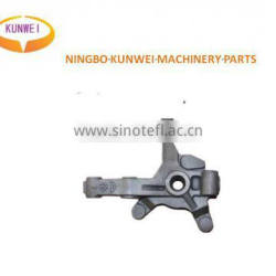 Casting lock part,knuckle casting part, spin shaft casting, auto part investment casting part