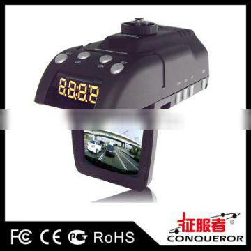 camcorder 3 in One GR-H10+ Car DVR From Conqueror