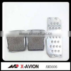 Auto foot pedal pad