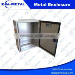 Small Waterproof Electrical Junction Enclosure Metal Box
