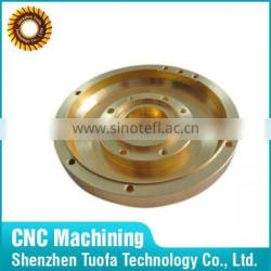 Mechanical Engineering Brass Turning Parts Components for Eletrical Equipment
