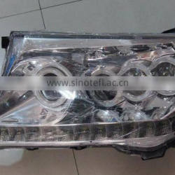 Car modified led headlamp assembly for Land Cruiser LC200 07-