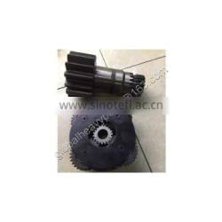 SWE70 swing motor excavator parts planetary gear assembly