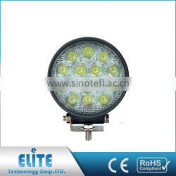 waterproof driving led working light 5.6 inch 42w
