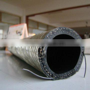 Diluted acid or diluted alkali suction and discharge rubber hose